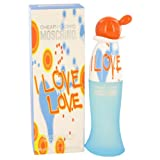 I Love Love by Moschino - Eau De Toilette Spray 1.7, used for sale  Delivered anywhere in USA