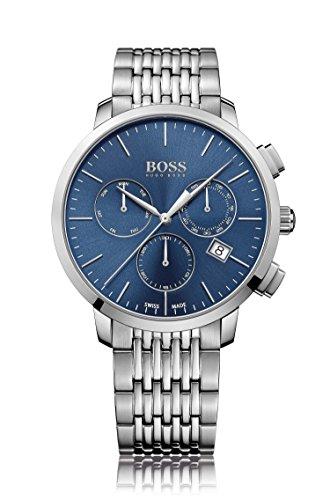 Hugo Boss Mens Men's Chronograph Analog Dress Quartz Watch (Imported) 1513269