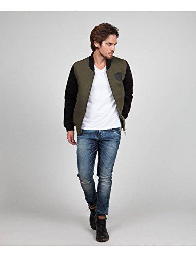 Redskins homme - Manteau Kaki Redskins H15CHMEM - Taille vêtements - XL