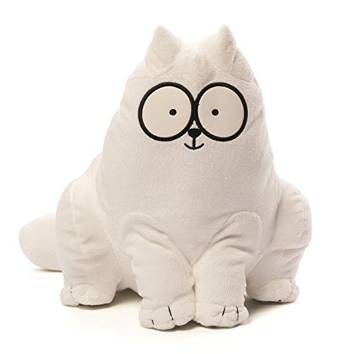 Gund Simon's Cat Stuffed Animal Plush, 10