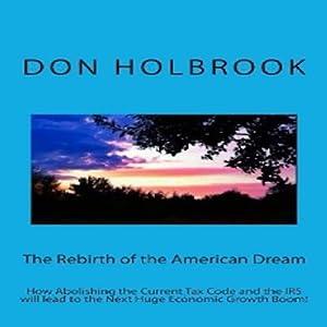 The Rebirth of the American Dream Audiobook