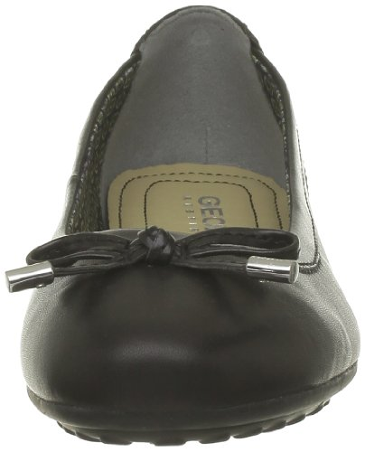 black Geox Piuma Ballerine D Bal Donna H Nero C9999 qOP40xP