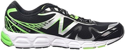 NEW BALANCE M780 RUNNING NEUTRAL - Zapatillas de deporte para hombre, color negro, talla 45: Amazon.es: Zapatos y complementos