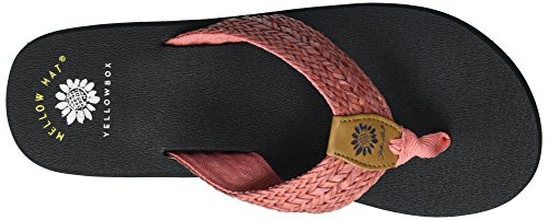 Sandal Kali Women's Yellow Box Coral 7qwYY6