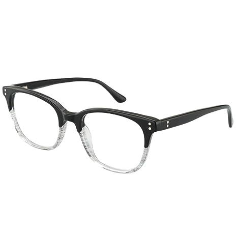 ZY Reading Glasses Gafas de Lectura de Doble luz progresivas ...