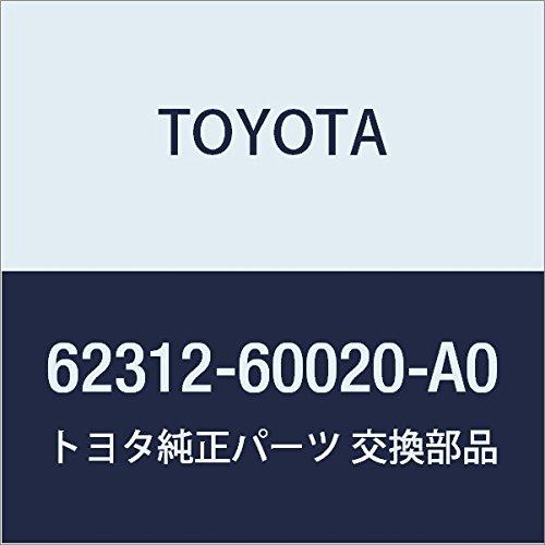 TOYOTA Genuine 62312-60020-A0 Door Opening Trim Weatherstrip