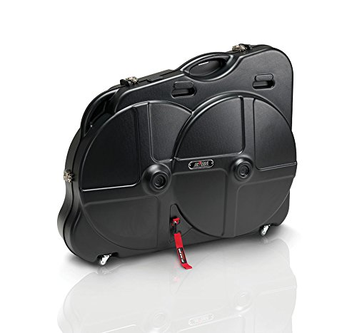 Bike Case Aero Tech Evolution TSA Black - Air Travel