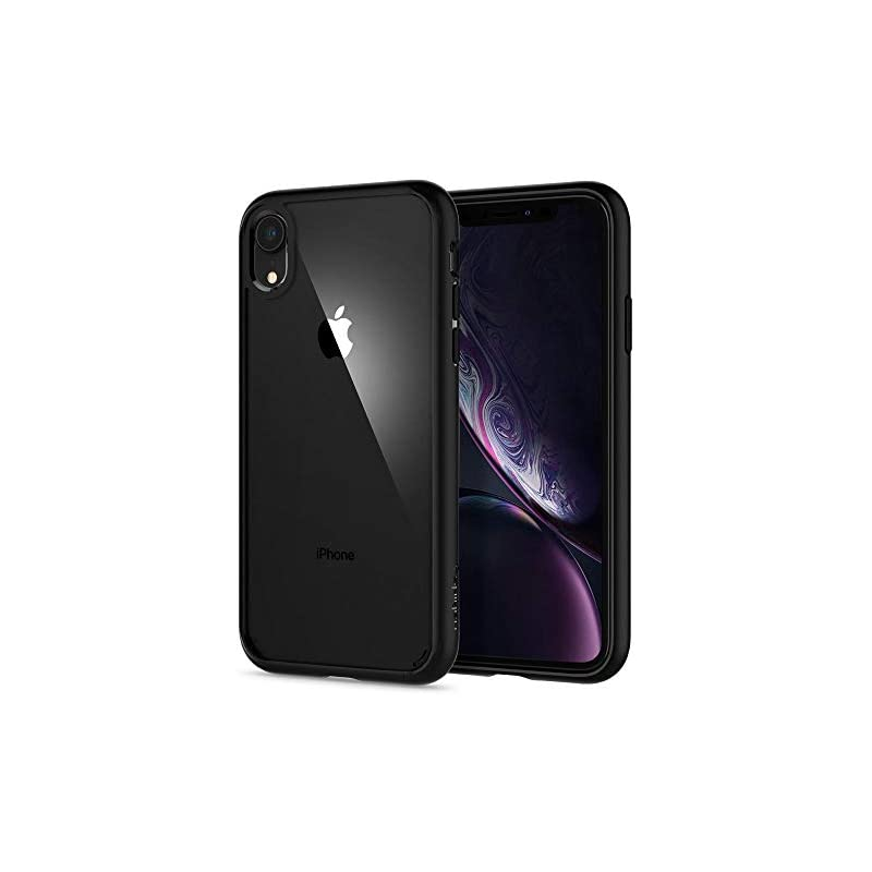 cheap for discount aee11 db341 Spigen Ultra Hybrid Designed for Apple iPhone XR Case (2018) - Matte ...