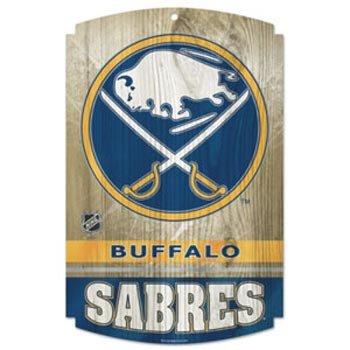 Buffalo Sabres Street Sign - WinCraft NHL Buffalo Sabres 73118010 Wood Sign, 11