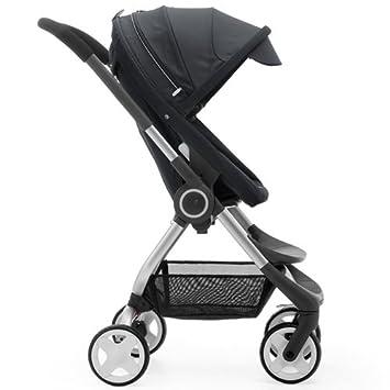 Amazon.com: Stokke Scoot carriola – , color azul marino: Baby