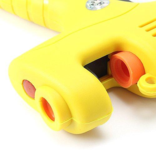 1PC 150W/300W Melt Glue Gun EU Plug Adjustable Professional Copper Nozzle Heater Heating Wax 11mm Glue Stick