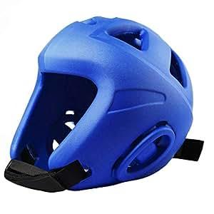 haoun Casco de protección para cabeza, EVA boxeo cascos MMA Protector UFC Lucha casco,
