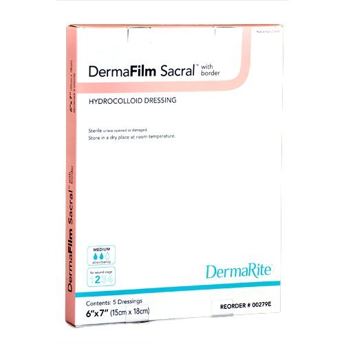 Dermarite DERMAFILM 6X7 SACRAL (BX)