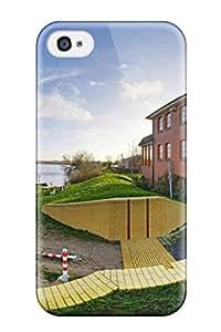 Hazel J. Ashcraft's Shop Premium Tpu Panoramic Cover Skin For Iphone 4/4s 6067765K80222109