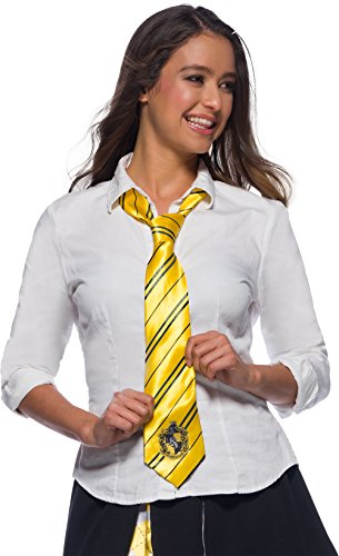 Necktie Accessories - Rubie's Harry Potter Neck Tie, Hufflepuff, One Size