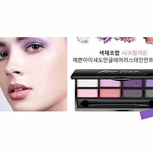 NOMENI Eyeshadow,8Colors Women Cosmetic Makeup Neutral Nudes Warm Eyeshadow Palette,73 g (Cargo Eye Lighter)