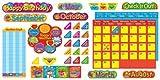Trend Enterprises Classic Calendar Duo Bulletin Board Set (102 Piece)