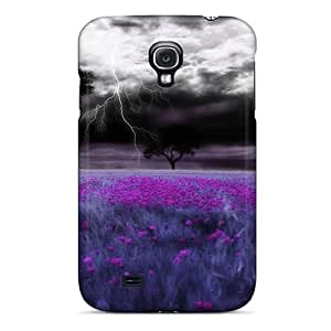 First-class Case Cover For Galaxy S4 Dual Protection Cover A Little Peace In A Mad World