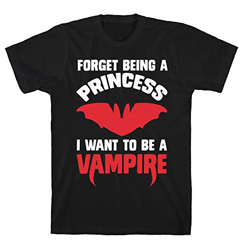 LookHUMAN Forget Being A Princess I Want to