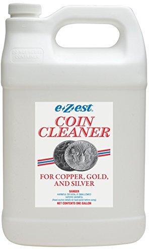 E*Z*EST Coin Cleaner - 1 Gallon Jug by eZest