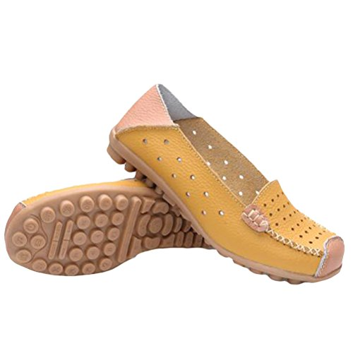 Vogstyle ,  Damen Sneaker Low-Tops Style 1 Yellow
