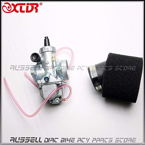 Accessories & Parts Molkt Pz26 26Mm Carburetor Carb Air Filter for Imr SSR  125 140 150 Cc Crf50 Pit Dirt Bike ATV Quad Scooter