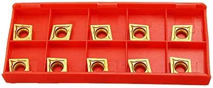 PIKA PIKA QIO CCMT09T304 CCMT32.51 UE6020 Carbide Insert Drehwerkzeug Gesicht Fräser Drehwerkzeuge Fräser CNC-Werkzeug Drehwerkzeuge