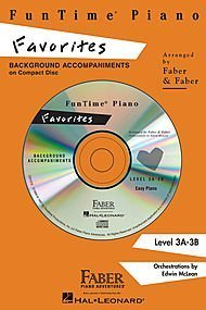 FunTime Piano - Level 3A-3B Favorites by Nancy Faber, Randall Faber (2009-04-01?
