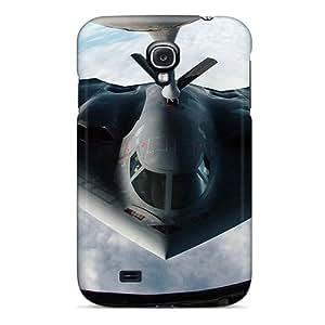 Cute Tpu TianMao B 2 Spirit Bomber Case Cover For Galaxy S4
