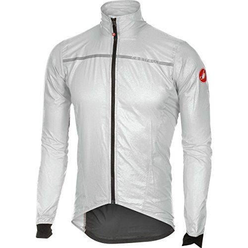 Castelli Superleggera Jacket - Men's White, M