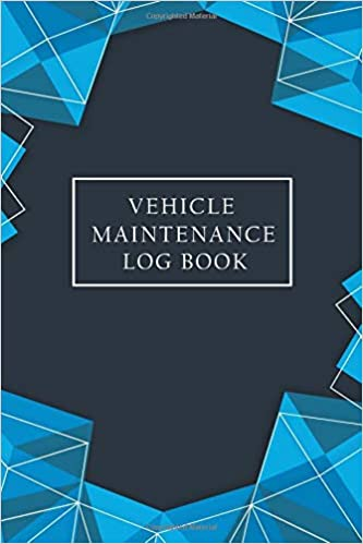 vehicle maintenance log book auto service log book automotive