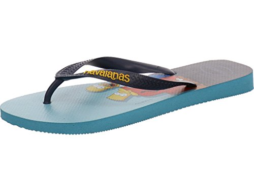 0031 Simpsons Unisex para Estampadas 4137889 blue Havaianas Chanclas Adulto AzwBO