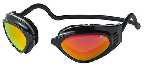 CliC Adjustable Front Connect Universal Sport Goggle, Standa