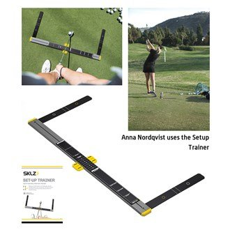 SKLZ Set-Up Trainer Setup and Ball Position Trainer (Sklz Power Position Swing Trainer compare prices)