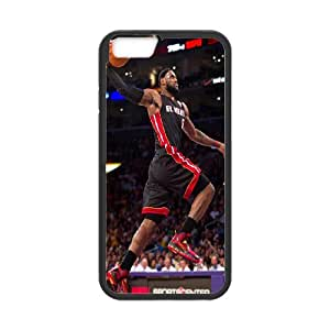 iPhone 6 Plus 5.5 Inch Custom Cell PhoneCase Lebron James Case Cover WQFF34826