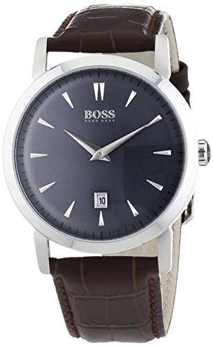 Hugo Boss Slim Ultra Round 1513090 Mens Wristwatch Classic Design