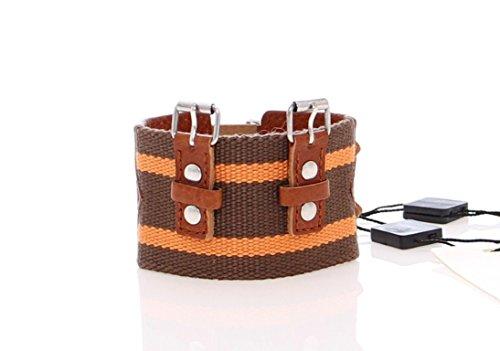 Dolce & Gabbana Brown Leather Strap -