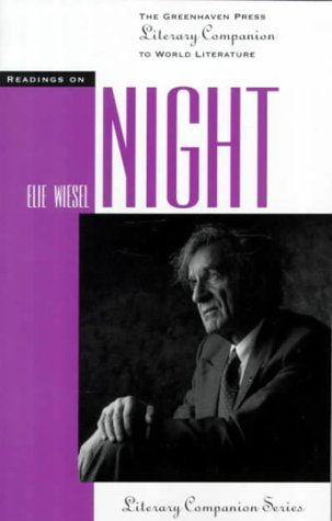 Literary Companion Series - Night (paperback edition)