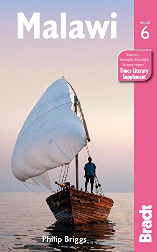 Malawi, 6th (Bradt Travel Guide)