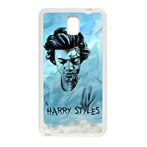 Happy Harry Styles Cell Phone Case for Samsung Galaxy Note3