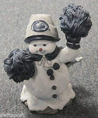 Penn State Snowman Second Edition Alice
