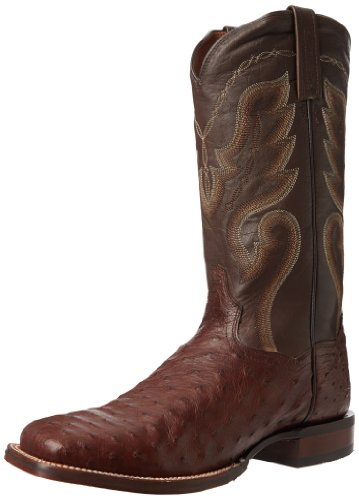 Dan Post Men's Chandler Western Boot,Tobacco,12 D - Fashion Square Chandler