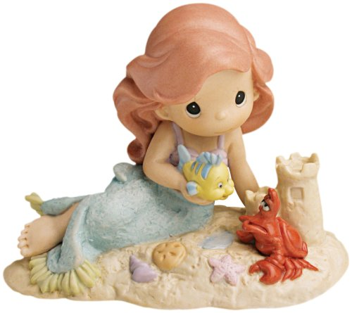 "Precious Moments Disney Collection ""Part Of Your World"" F..."