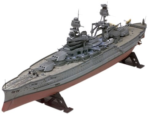 Iowa Battleship Class - Revell 1:426 USS Arizona Battleship