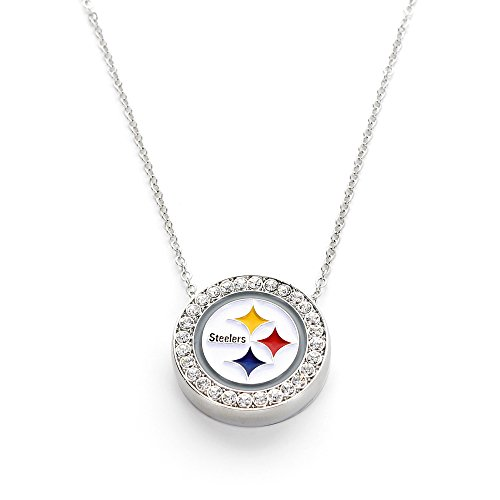 NFL Pittsburgh Steelers Eclipse Pendant