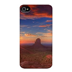 A2e86bb4090 Premium Monument Valley Back Cover Snap On Case For Iphone 4/4s