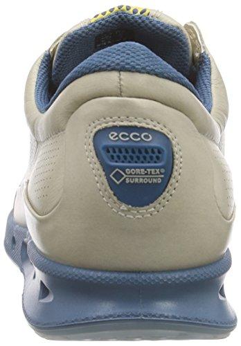 ECCO Cool Mens, Scarpe Sportive Outdoor Uomo Avorio(oyester/Petrol 59555)