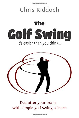 Golf Swing easier than think product image