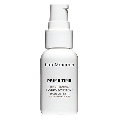 bareMinerals Prime Time Brightening Foundation Primer, 1 Ounce
