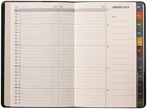 1 - Agenda mensual
